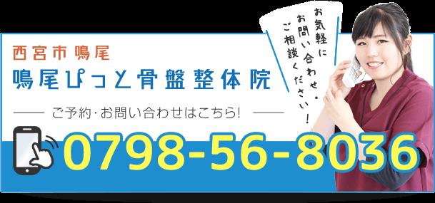 電話番号:0798-56-8036