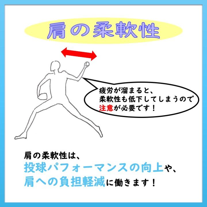 肩の柔軟性