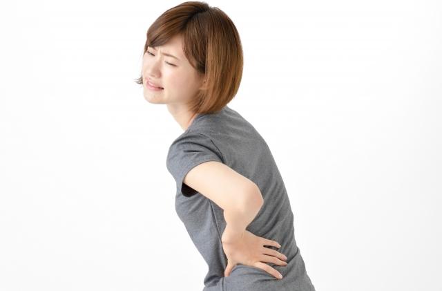 腰痛での悩み